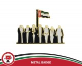 National Day Badge