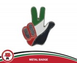 UAE Hand Badge