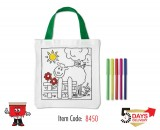 tote bag, Canvas Bag, Painting, Kids