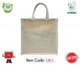 CB-L, Canvas Bag, Laminated, Tote
