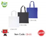Colored Canvas Tote Bags