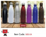 water bottle, drinkware, stainless steel, hot and cold, vacuum