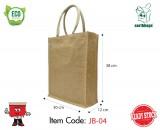 JB-04, Vertical Jute Bag