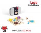 LUDO - POCKET PUZZLE