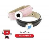 PU bracelet , PU wristband