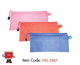 FAS-2987 Zipper Pouch