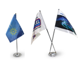 Desktop Flag Stands