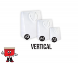 Vertical Bags, Paper Bag