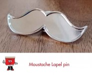moustache pin mustache pin mustach pin