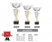 Plastic trophy with marble base trophies silver gold color trophy