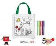 tote bag, Canvas Bag, Painting, Kids