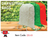 drawstrign bag polyester