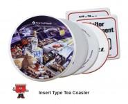 Insert Type Tea Coaster
