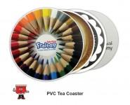 PVC Tea Coasters