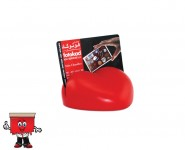 Heart Shape desktop card holder
