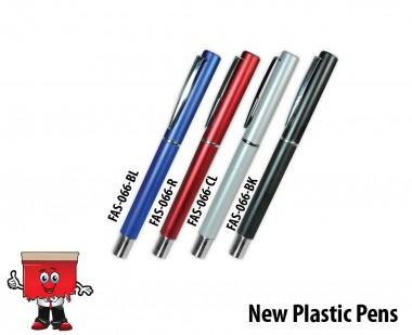 Parker plastic pen