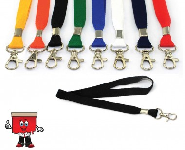 lanyards, 15mm
