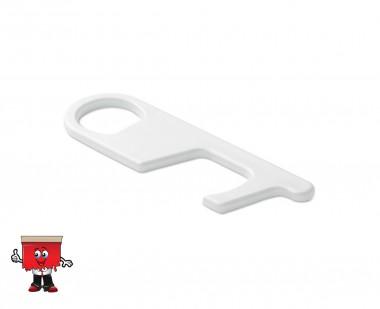contactless door knob keychain holder