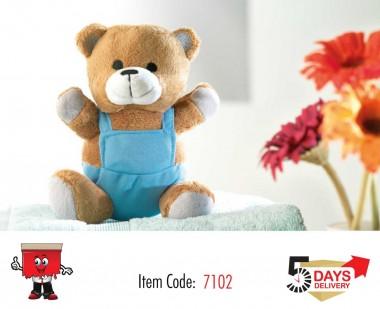 teddy, plush, toy, kids