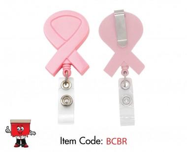 Breast Cancer Badge Reel