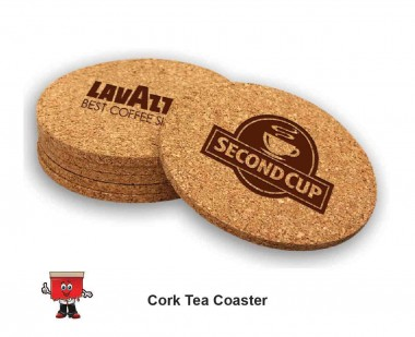 Cork Tea Coasters