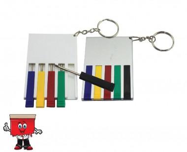 Screw Driver Keychain