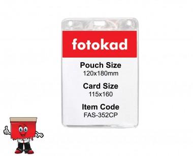 Large ID Holder