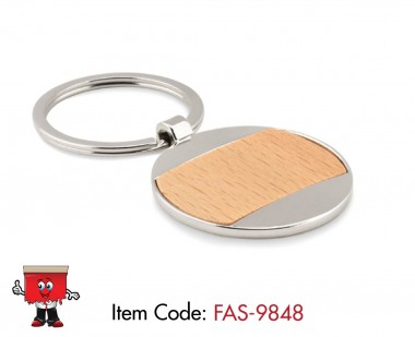 wooden keyring, wooden keychain, wood