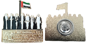 43UAE NATIONAL DAY BADGES