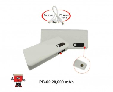 Powerbank PB-02