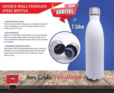 doublewall ss bottle ssbottle 1ltr 1litrebottle 1literbottle