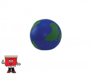Earth, Globe stress ball